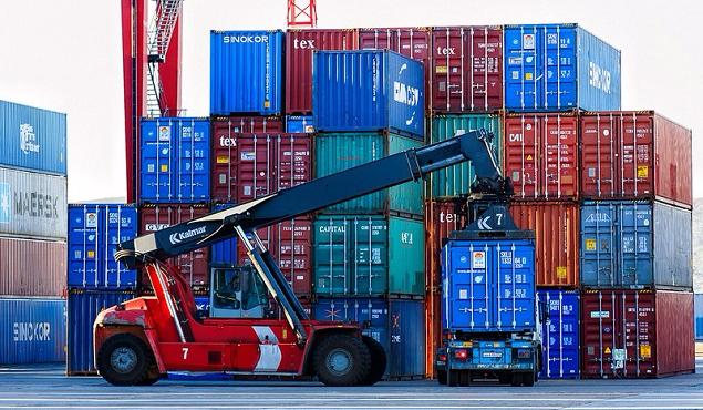 Контейнерные перевозки | Ruxing Logistics
